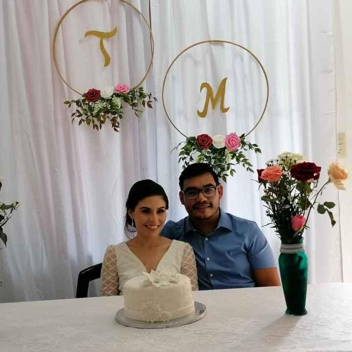 Para boda al Civil tiene que ser ¿vestido Largo o Corto? - 1