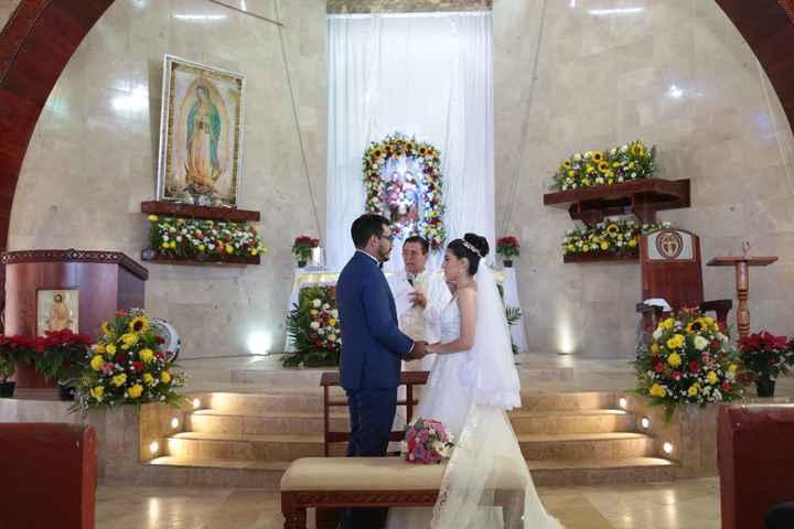 Brides!!! muestren su Iglesia❤️ - 1