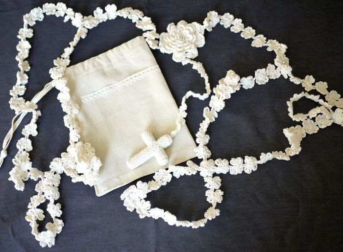 Que Matrimonio Catolico : Lazo tejido foro manualidades para bodas mx