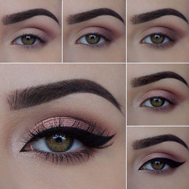 Maquillaje En Oro Rosa Foro Belleza Bodascommx