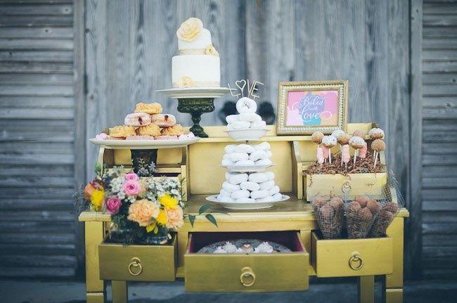 Ideas para un candy bar estilo vintage foro organizar una boda - Ideas para montar un bar ...
