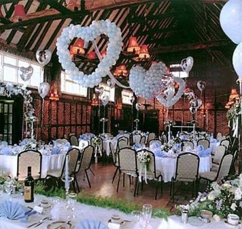 Decoracin con globos para tu boda Foro Organizar una boda bodas
