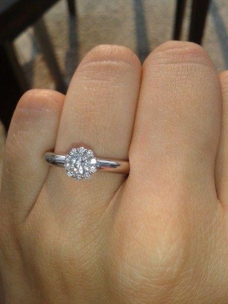 Anillos de compromiso foro antes de la boda p gina 2 - Anillo de casado mano ...