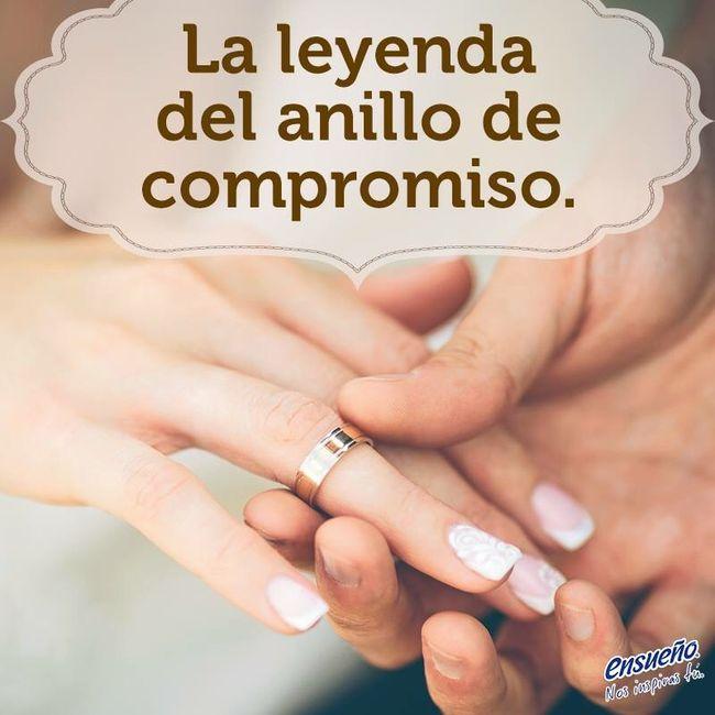 38888713e417 Leyenda del anillo de compromiso - Foro Antes de la boda - bodas.com.mx