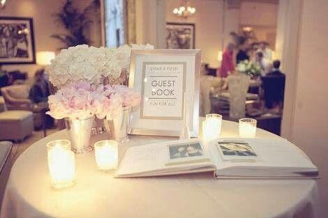 Decoraci n mesa de firmas foro manualidades para bodas - Foro decoracion ...