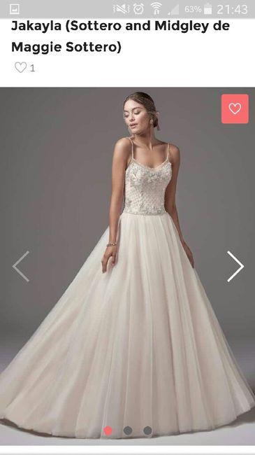 Magnífico Costo Del Vestido De Novia De Maggie Sottero Ideas ...