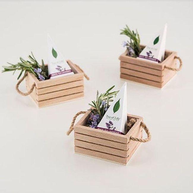 Floreros con palitos de paleta 6