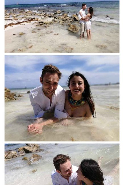 Mi Trash the dress en la playa (experiencias) 7