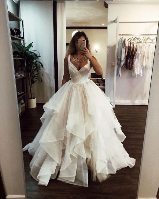 Ideas de vestidos de novia 👰🏻 1