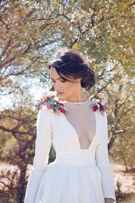 Ideas de vestidos de novia 👰🏻 4