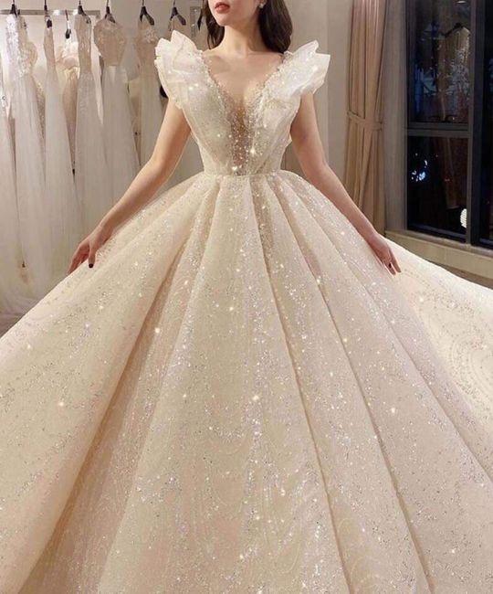 Ideas de vestidos de novia 👰🏻 5
