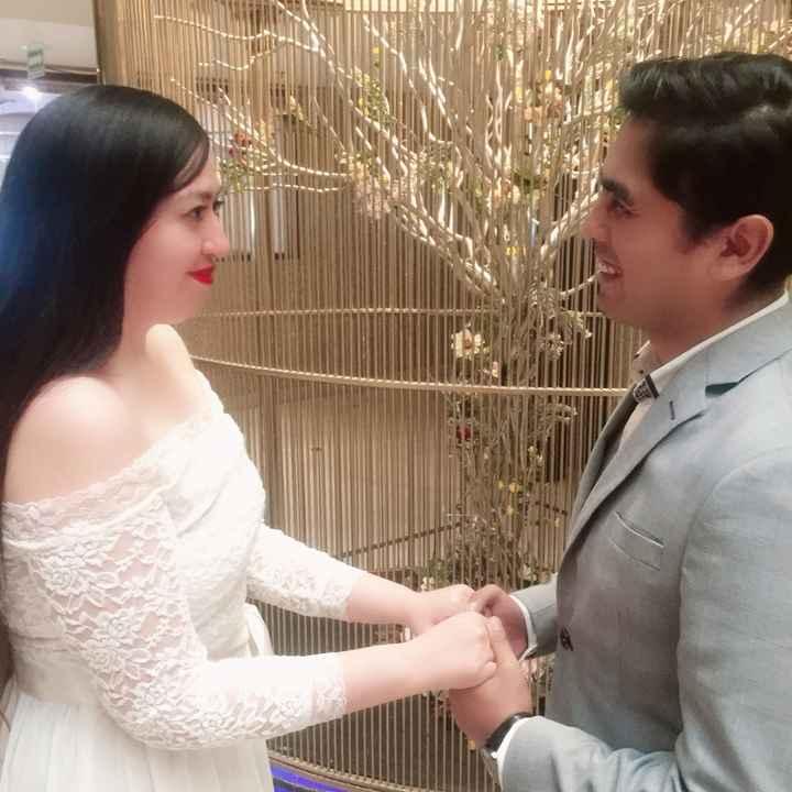 Me casé por el civil 💕 - 3
