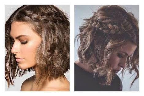 Peinados Con Trenzas Para Cabello Corto Y Largo Foro Belleza