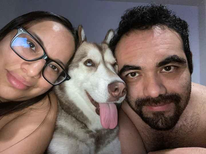 Reto o Reto: Sube una foto graciosa con tu pareja - 1