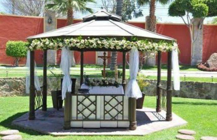 Adornos para bodas civiles beautiful resultado de imagen for Sillas para kiosco