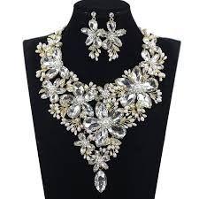 f529578d1198 collares y aretes para el Día b - Foro Moda Nupcial - bodas.com.mx