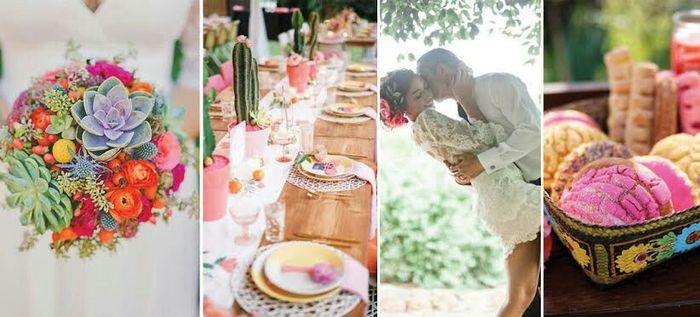 boda mexicana o tradicional - foro organizar una boda - bodas.mx