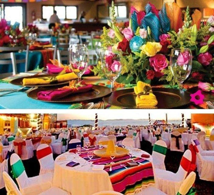 Tema De Matrimonio : Bodas con tema mexicano foro organizar una boda