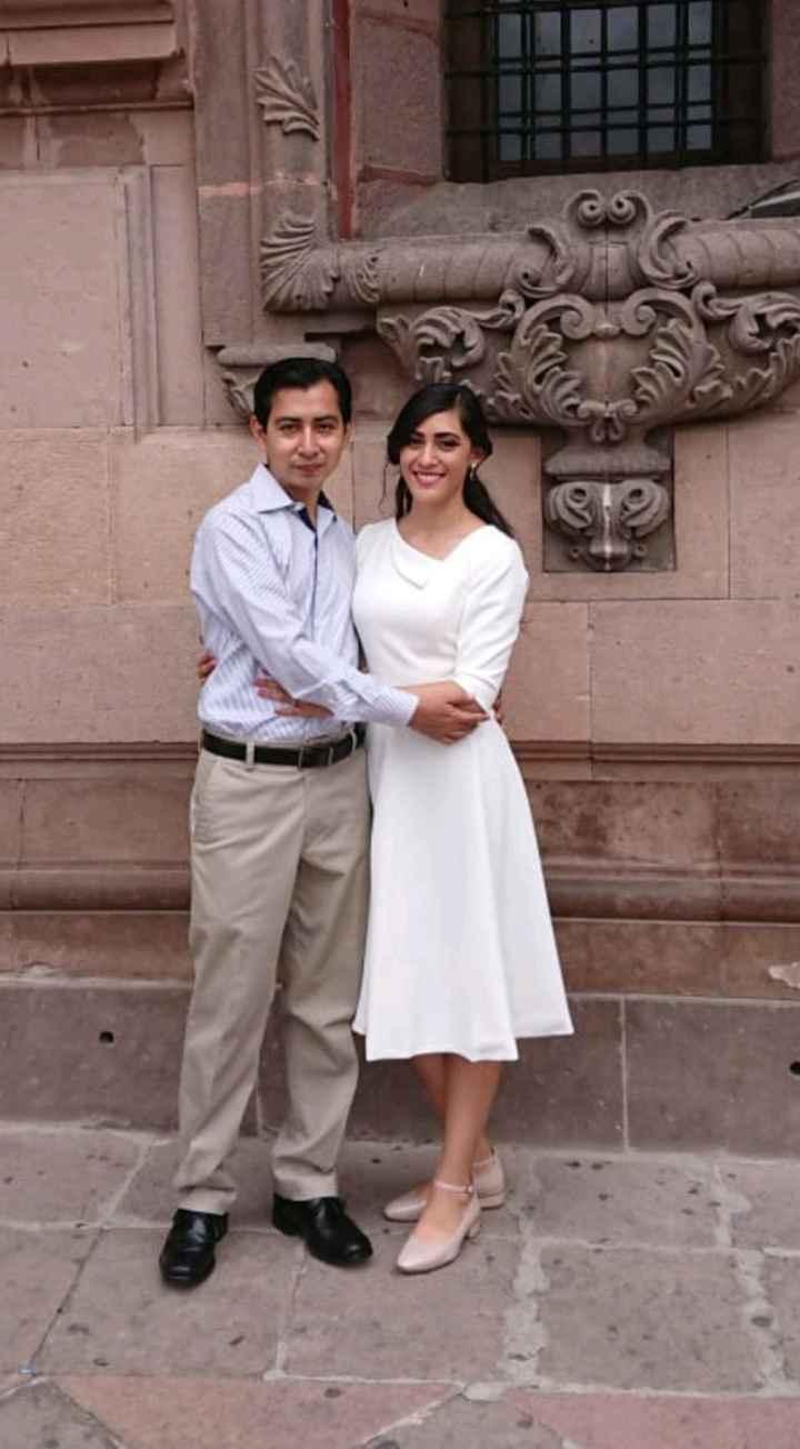 Mi boda civil ❤️ - 9