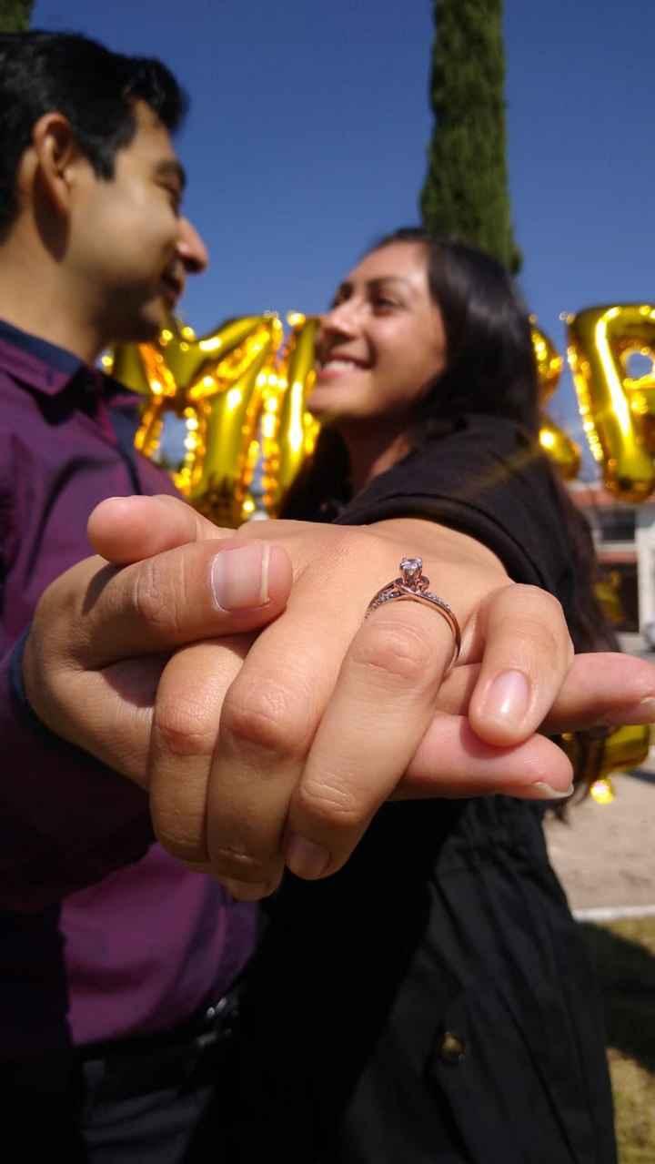 Propuesta de Matrimonio - 1