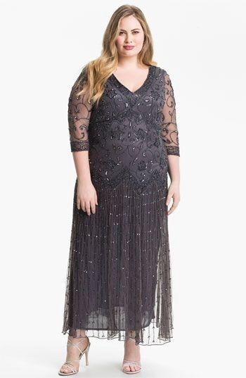 Vestidos para la madre de la novia gorda