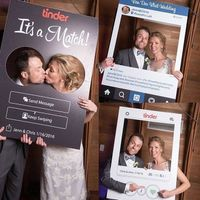 Ideas boda tinder 1