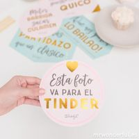 Ideas boda tinder 5