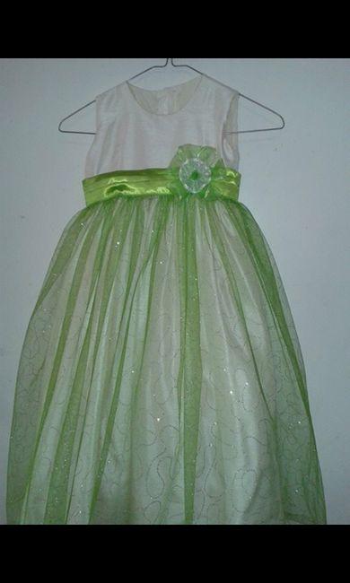 dcfc86029 Vestidos de mis Pajes y sus canastas - Foro Moda Nupcial - bodas.com.mx