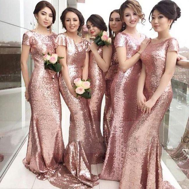 vestidos colores pasteles o intensos de las damas? - Foro Organizar ...