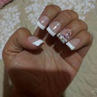 Mis uñas para la boda! - 2