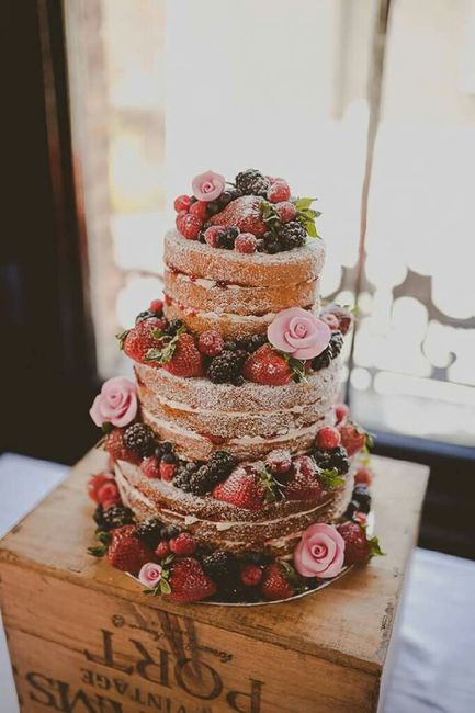 wedding cakes with fresh berries pasteles para boda r 250 stica foro banquetes bodas mx 26030
