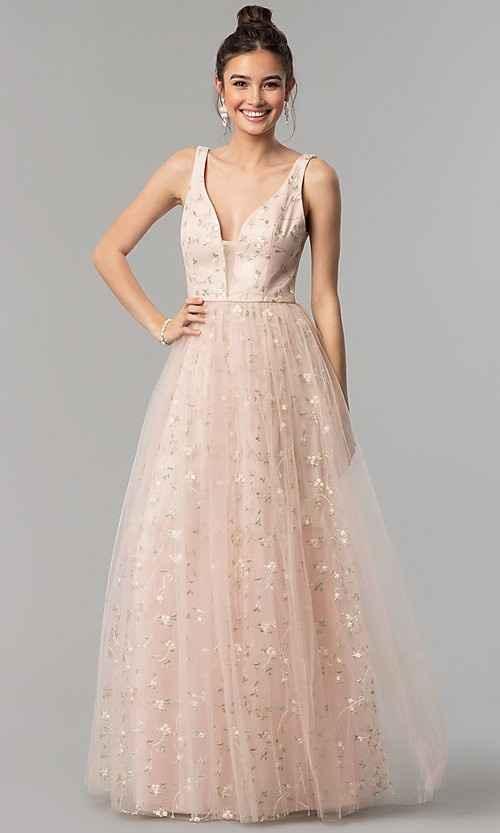 Un vestido algo diferente!