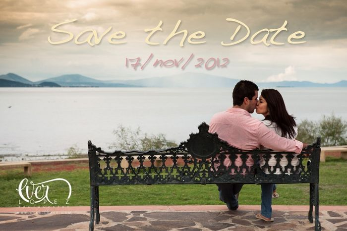 """Sesión """"save the Date"""" 31"""