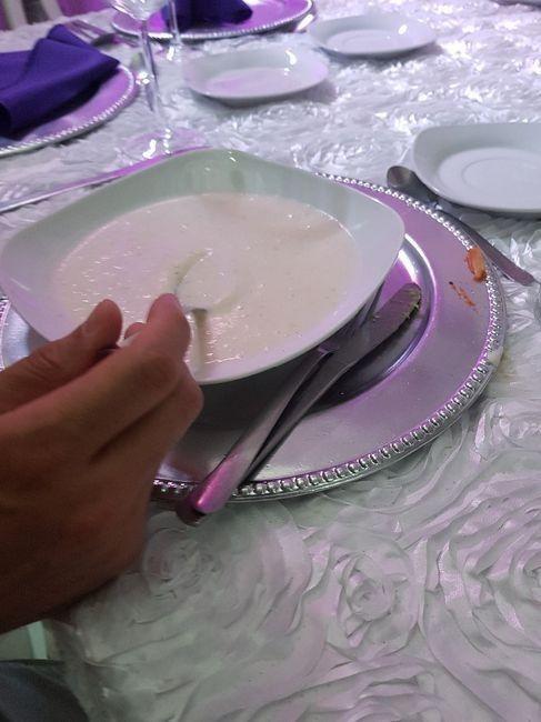 El menú de mi boda Cl@us Alc@i + Andrés👰🤵 4