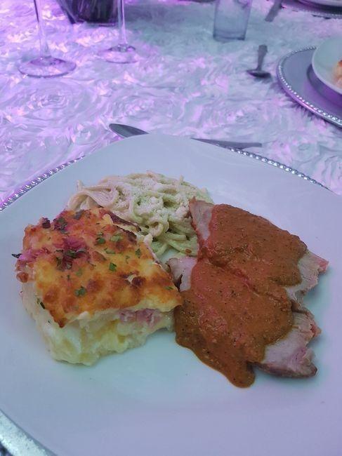 El menú de mi boda Cl@us Alc@i + Andrés👰🤵 5