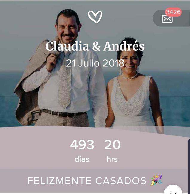 Contador de los ya casados ¿les gustó? 4