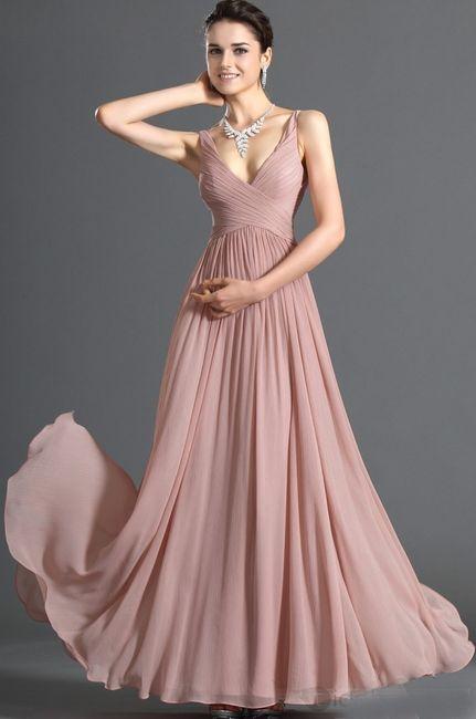 Colores: Damas en Rosa Palo 3