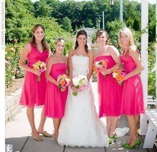 Colores: Damas en Rosa 2
