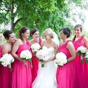 Colores: Damas en Rosa 3