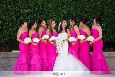 Colores: Damas en Rosa 4
