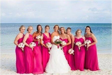 Colores: Damas en Rosa 5