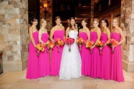 Colores: Damas en Rosa 6