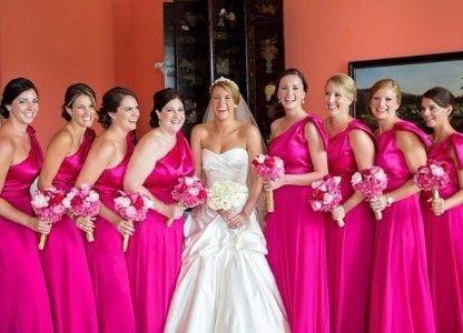 Colores: Damas en Rosa 7
