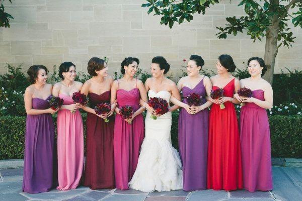 Colores: Damas en Rosa 9