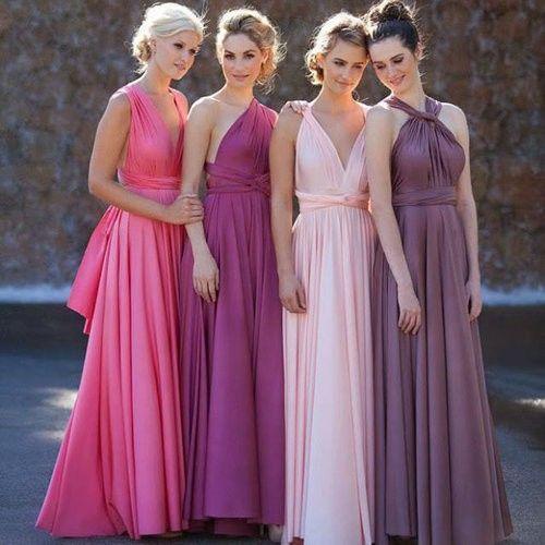 Colores: Damas en Rosa 12