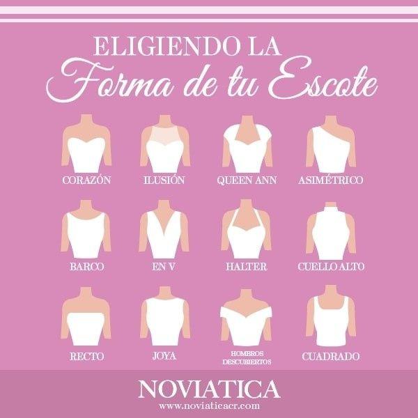 Cómo elegir el vestido correcto 10
