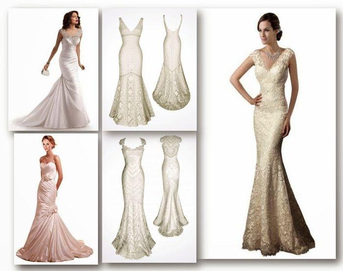 Cómo elegir el vestido correcto 20