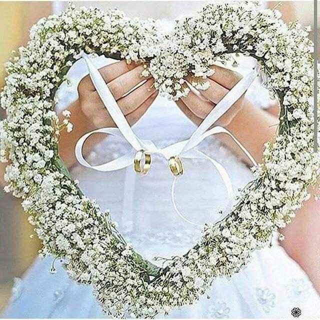 Ideas de decoración de boda en Jardín 3