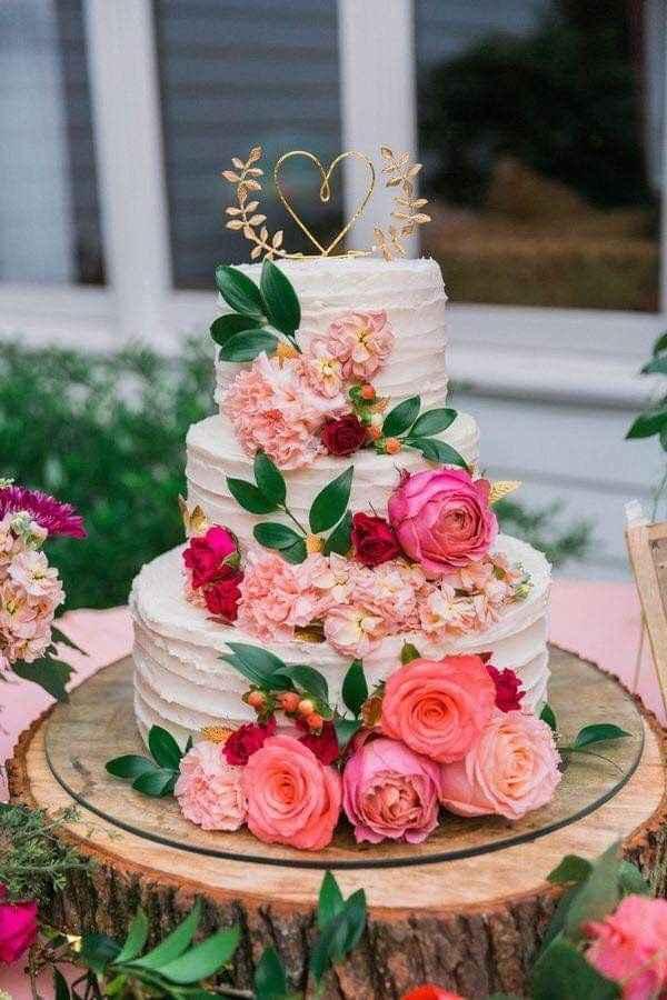 Ideas de decoración de boda en Jardín 4