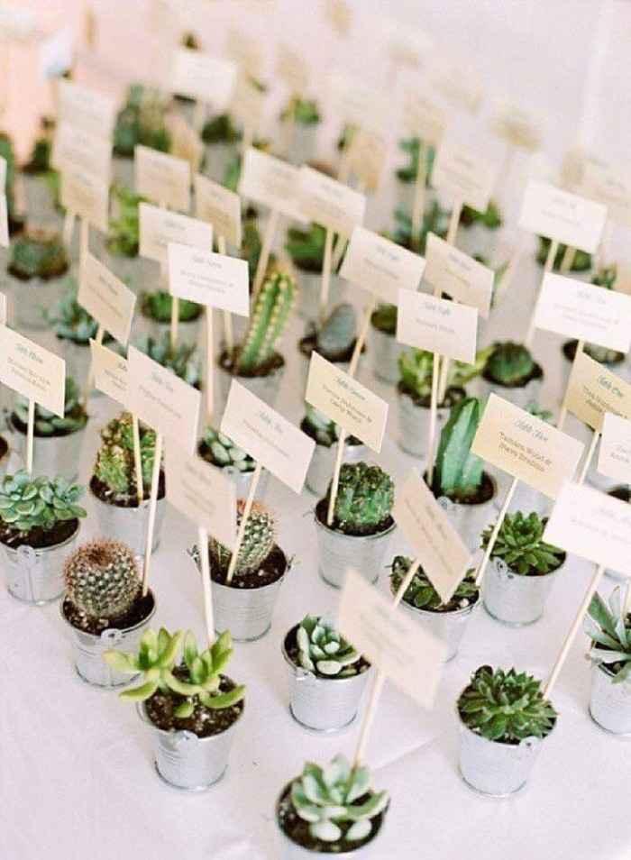 Ideas de decoración de boda en Jardín 10
